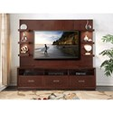 Legends Furniture Oslo Entertainment Wall Console