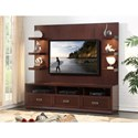 Legends Furniture Oslo Entertainment Wall Console - Item Number: ZOLO-1000