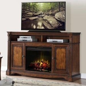 "Legends Furniture Parliament Parliament 72"" Fireplace Console"