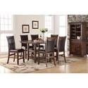 Legends Furniture Restoration Formal Dining Room Group - Item Number: ZRST Dining Room Group 2