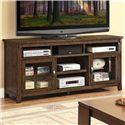 """Legends Furniture Restoration 72"""" TV Console - Item Number: ZRST-1970"""