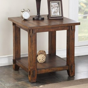 Restoration End Table