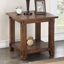 Legends Furniture Restoration Restoration End Table - Item Number: ZRST-4100