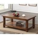 Legends Furniture Restoration Restoration Coffee Table - Item Number: ZRST-4200
