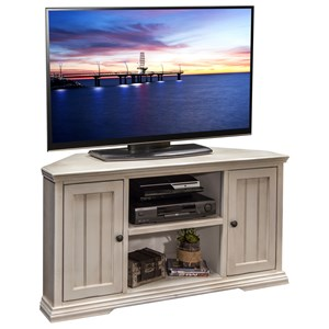 "Vendor 1356 Riverton 50"" Corner TV Console"