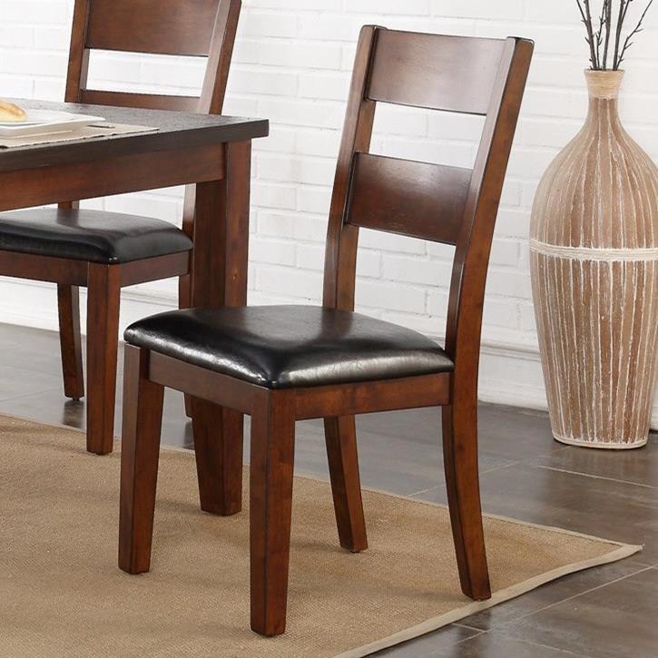 Legends Furniture Rockport Side Chair - Item Number: ZRPT-8061