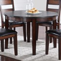 "Vendor 1356 Rockport 48"" Round Table - Item Number: ZRPT-8080"