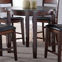 "Legends Furniture Rockport 42"" Round Counter Height Table - Item Number: ZRPT-8090"