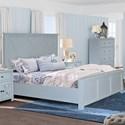 Legends Furniture Salinas Queen Bed - Item Number: SN7123+7130+7113-RAN