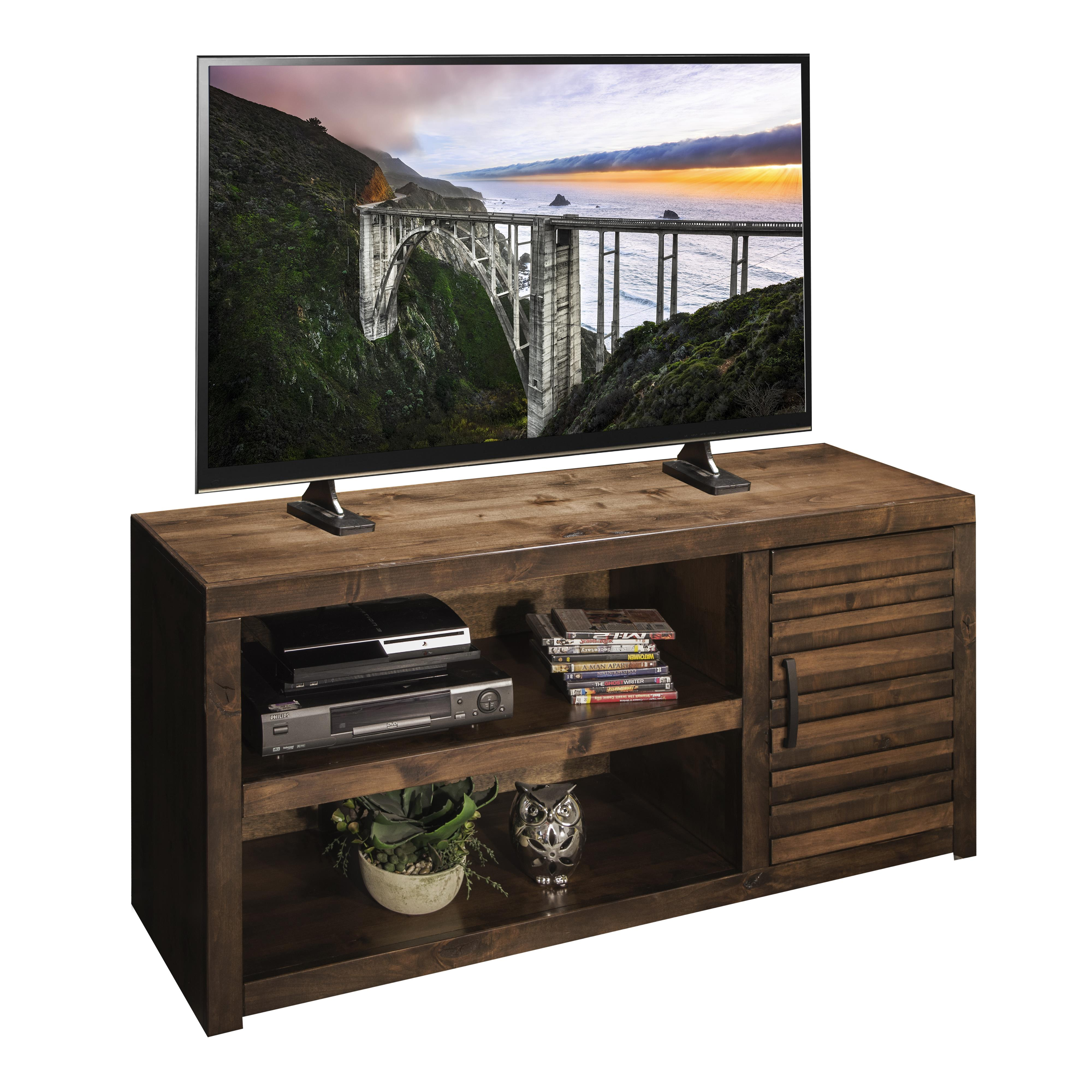 "Legends Furniture Sausalito Collection Sausalito 59"" TV Console - Item Number: SL1213-WKY"