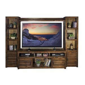 Legends Furniture Sausalito Entertainment Wall