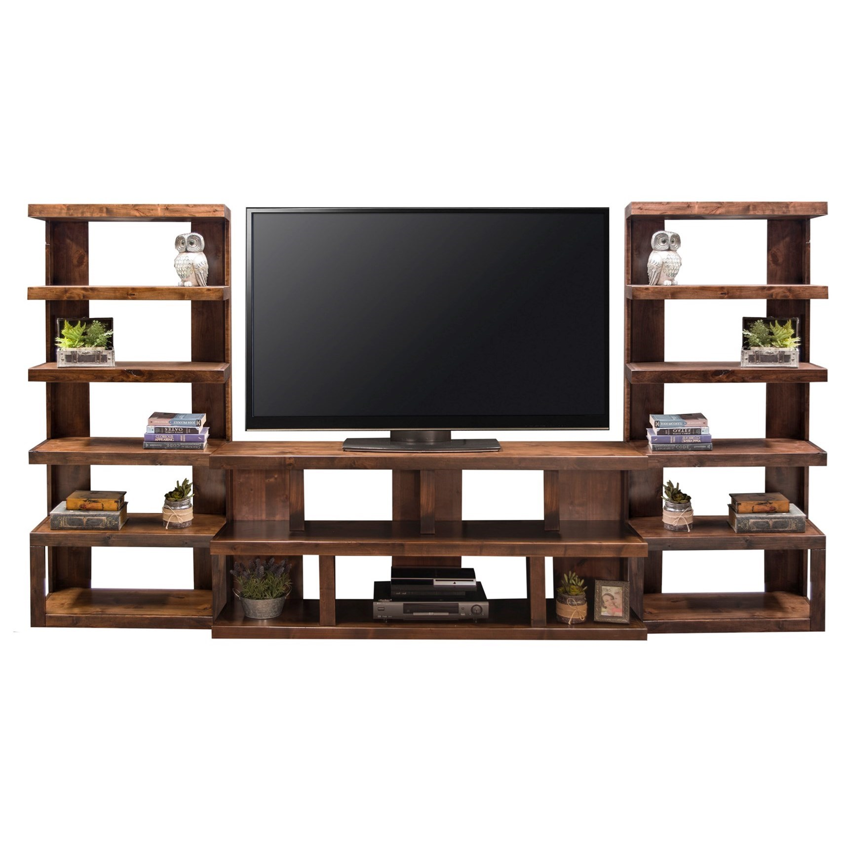Exceptionnel Legends Furniture Sausalito Modern Entertainment Wall Unit   Item Number:  SL1230 WKY+2x3976