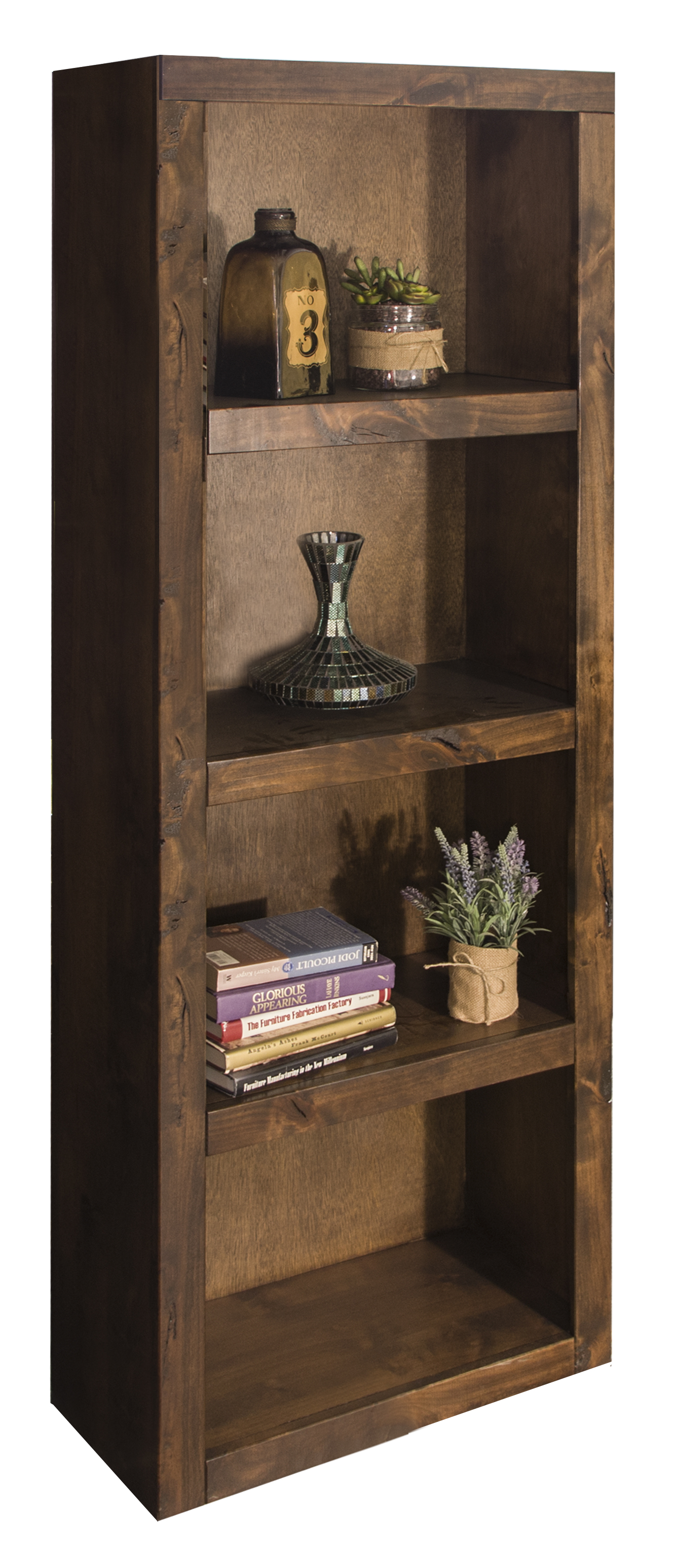 Legends Furniture Sausalito Collection Open Pier Cabinet - Item Number: SL3203-WKY