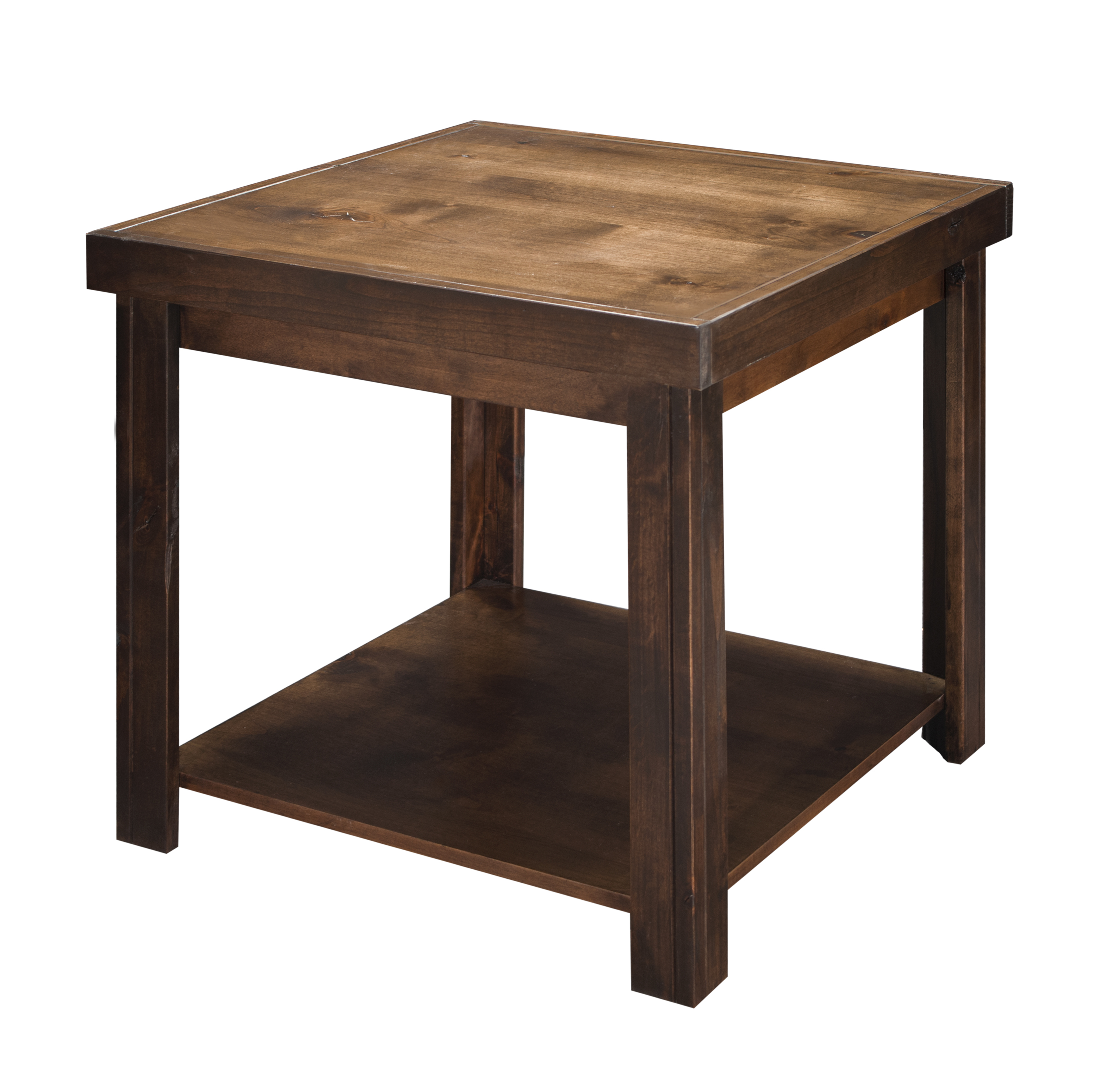 Legends Furniture Sausalito Collection End Table - Item Number: SL4110-WKY