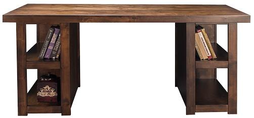 Legends Furniture Sausalito Collection Writing Table - Item Number: SL6220-WKY
