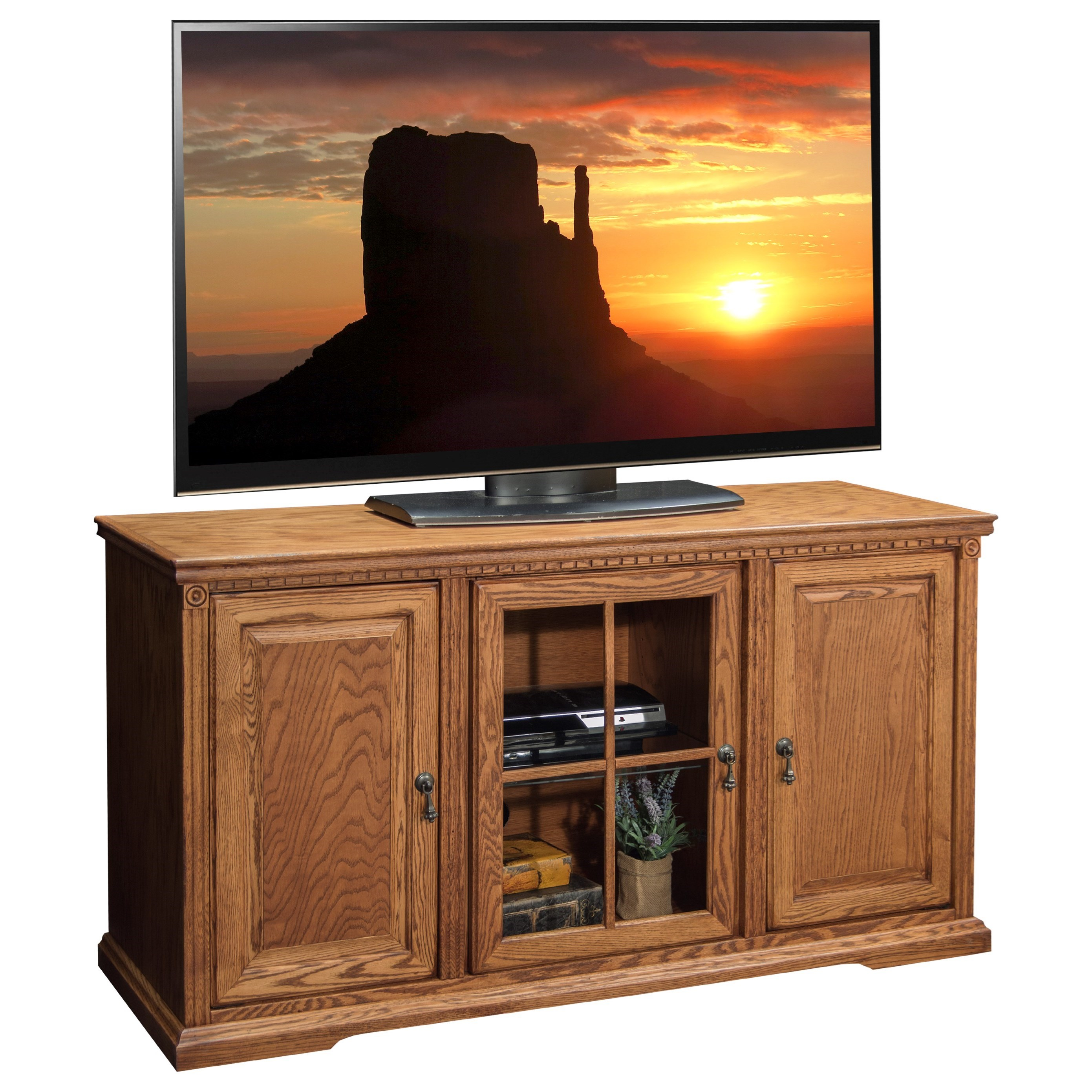 "Legends Furniture Scottsdale 56"" TV Console - Item Number: SD1203"