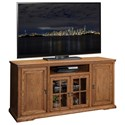 "Vendor 1356 Scottsdale 64"" TV Console - Item Number: SD1564.RST"