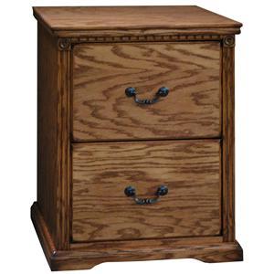 Legends Furniture Scottsdale 2 Drawer File Cabinet