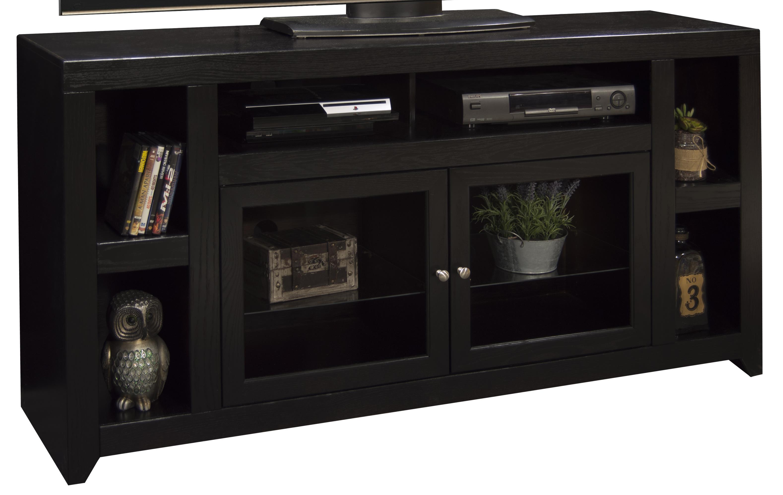 """Legends Furniture Skyline 65"""" TV Console - Item Number: SK1565-MOC"""