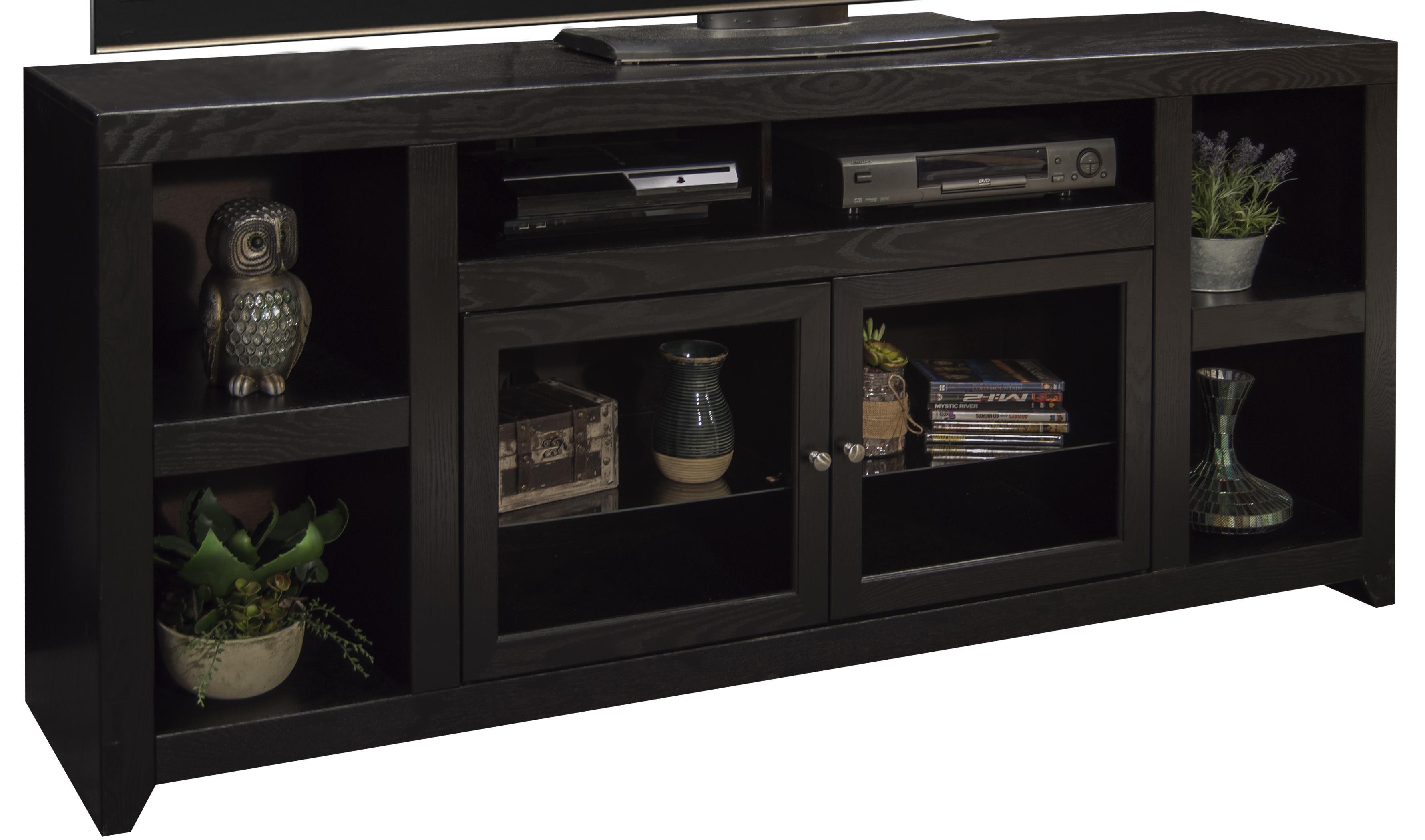 """Legends Furniture Skyline 75"""" TV Console - Item Number: SK1575-MOC"""