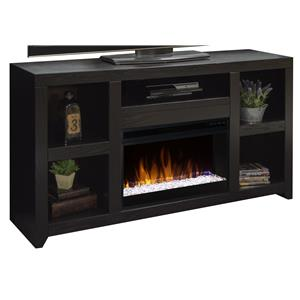 "Legends Furniture Skyline 62"" Fireplace Console"
