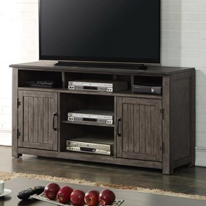 "Legends Furniture Storehouse Collection Storehouse 60"" TV Console"