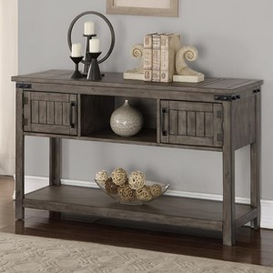 Legends Furniture Storehouse Collection Storehouse Sofa Table