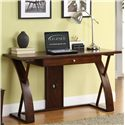 Legends Furniture Super Z Writing Desk - Item Number: ZK-Z6020
