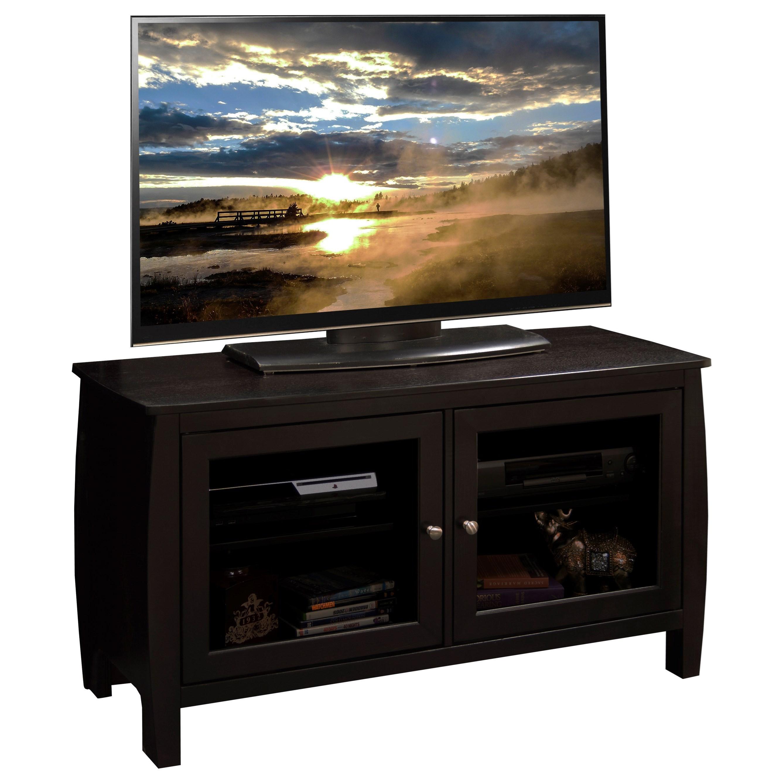 "Legends Furniture The Curve 45"" Console - Item Number: CV1232"