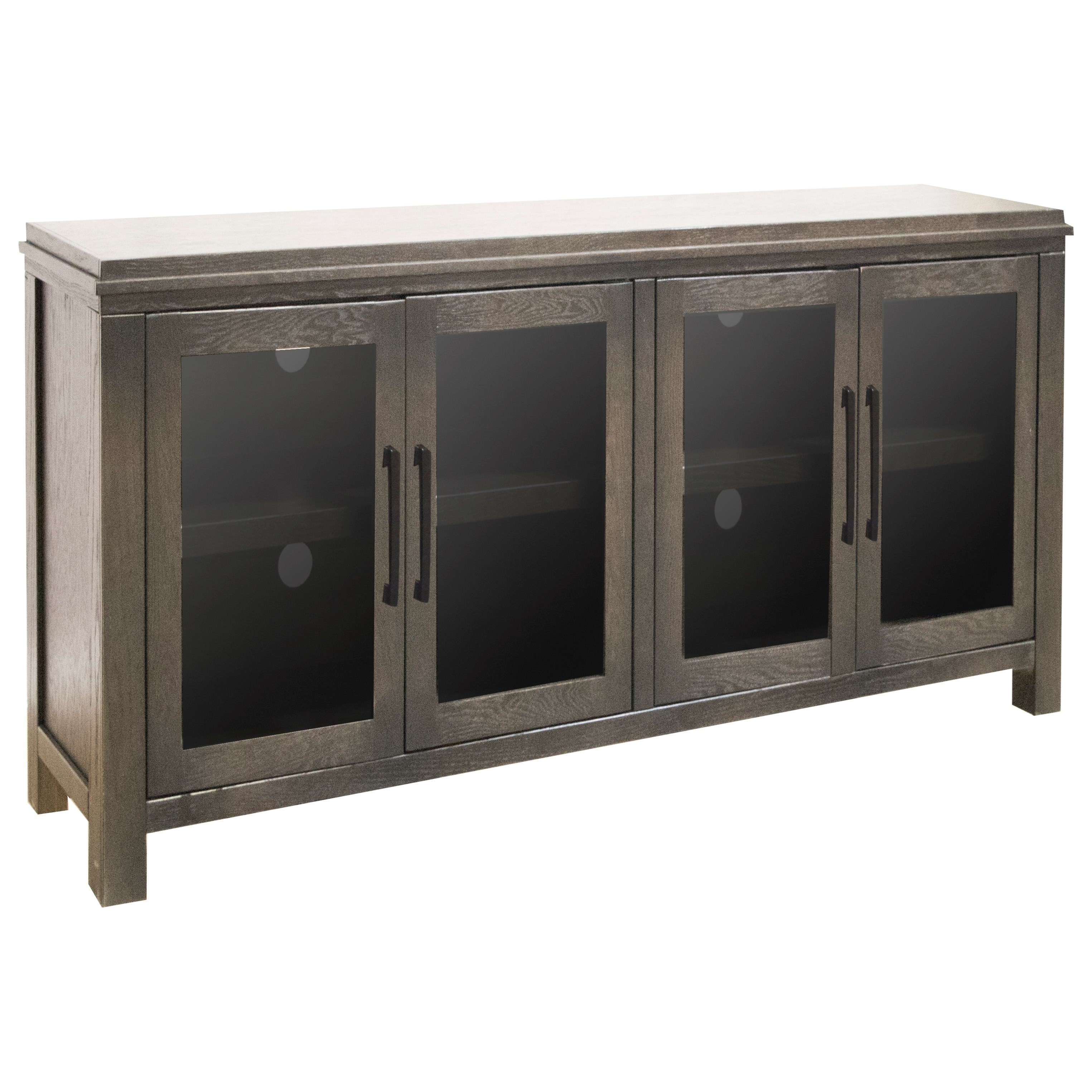 Legends Furniture Tybee TV Console - Item Number: TY1862-CLV