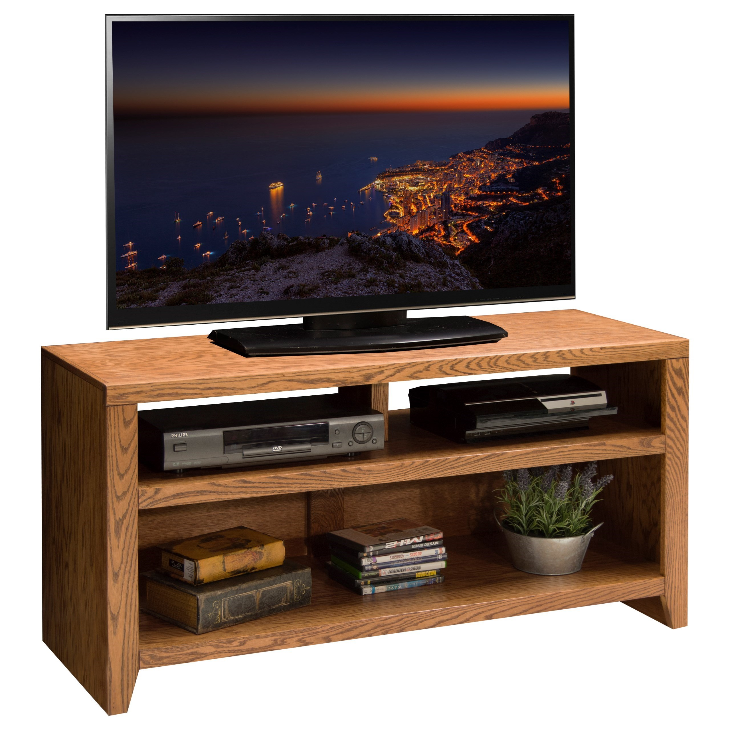 """Legends Furniture City Loft 48"""" TV Cart - Item Number: CL1208"""