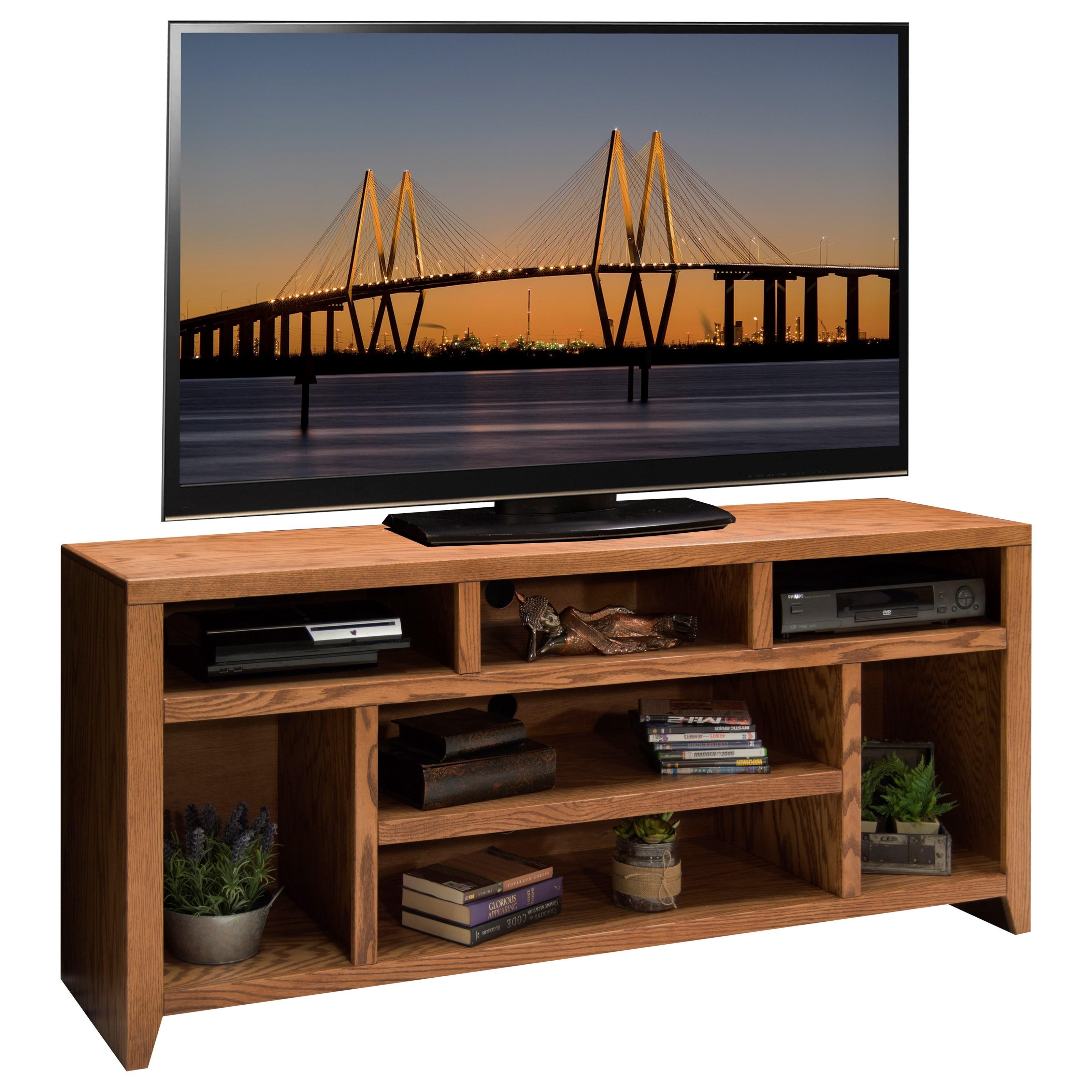 "Legends Furniture City Loft 66"" TV Console - Item Number: CL1209"