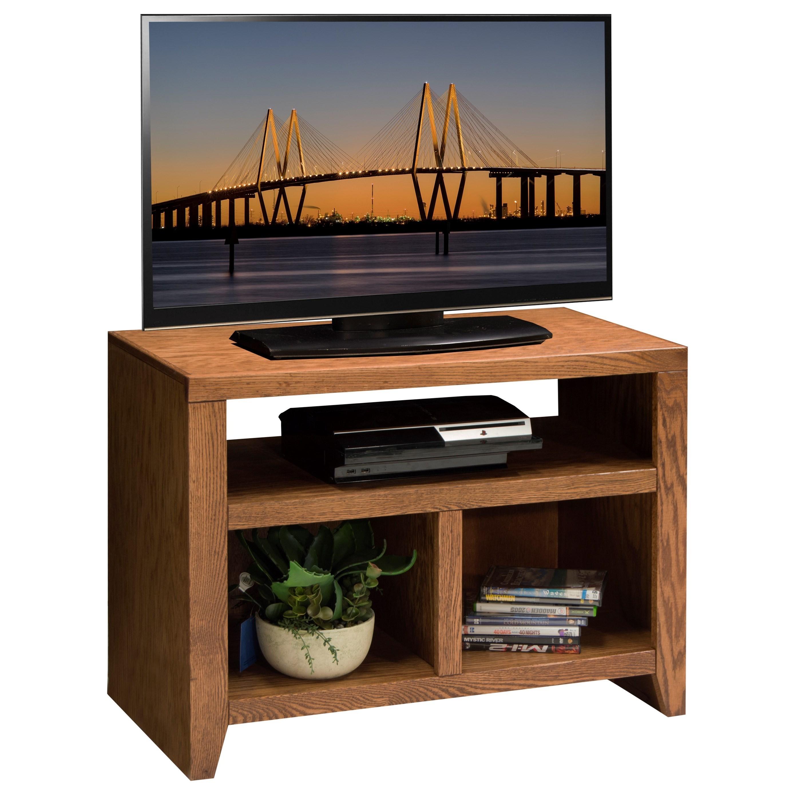 """Legends Furniture City Loft 32"""" TV Cart - Item Number: CL1210"""