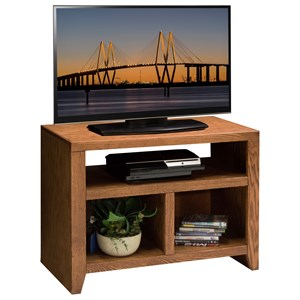 "Vendor 1356 City Loft 32"" TV Cart"