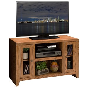 "Legends Furniture City Loft 42"" TV Cart"