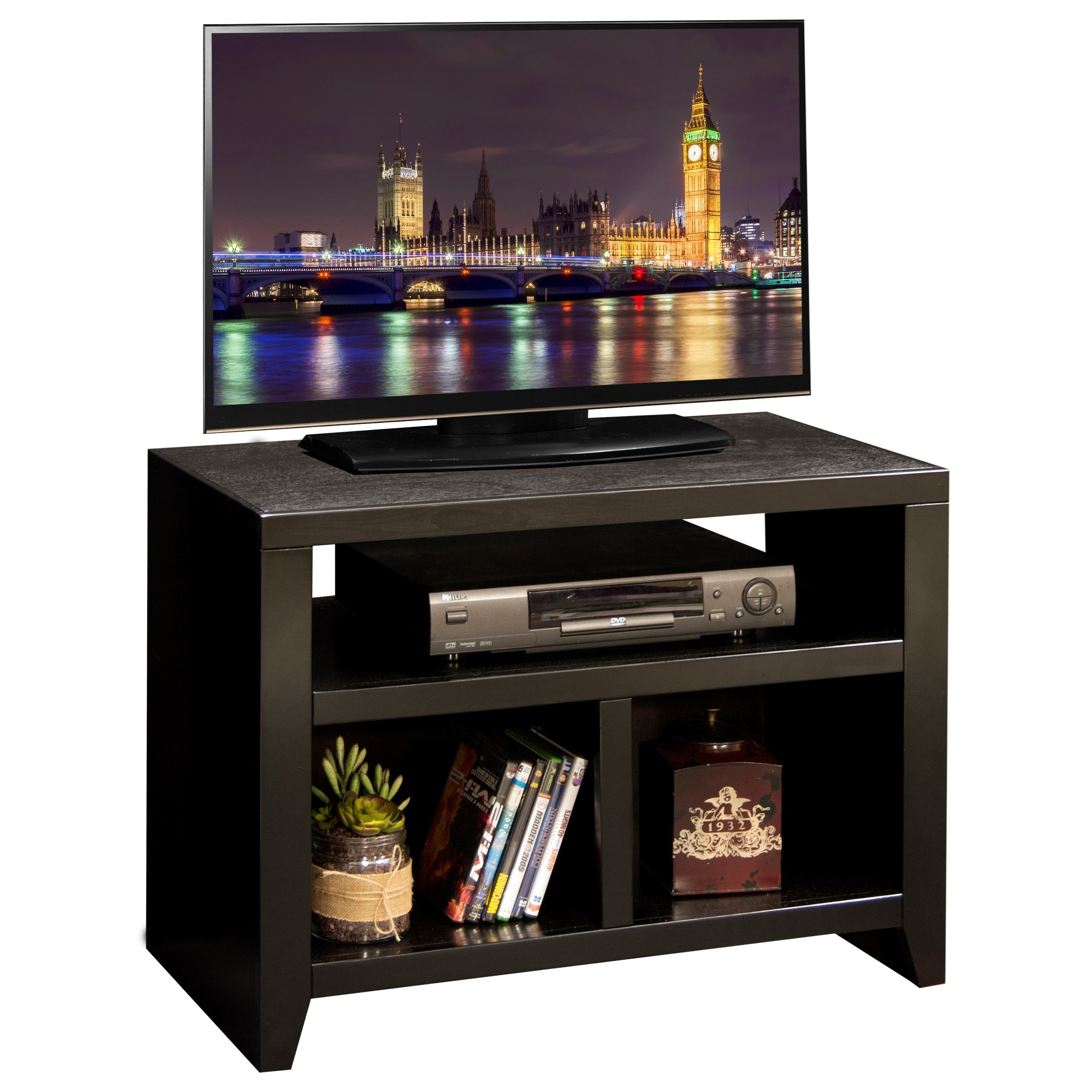 "Legends Furniture Urban Loft 32"" TV Cart - Item Number: UL1210"