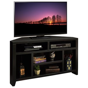 "Vendor 1356 Urban Loft 52"" Corner TV Cart"