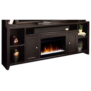 Vendor 1356 Urban Loft Fireplace Console