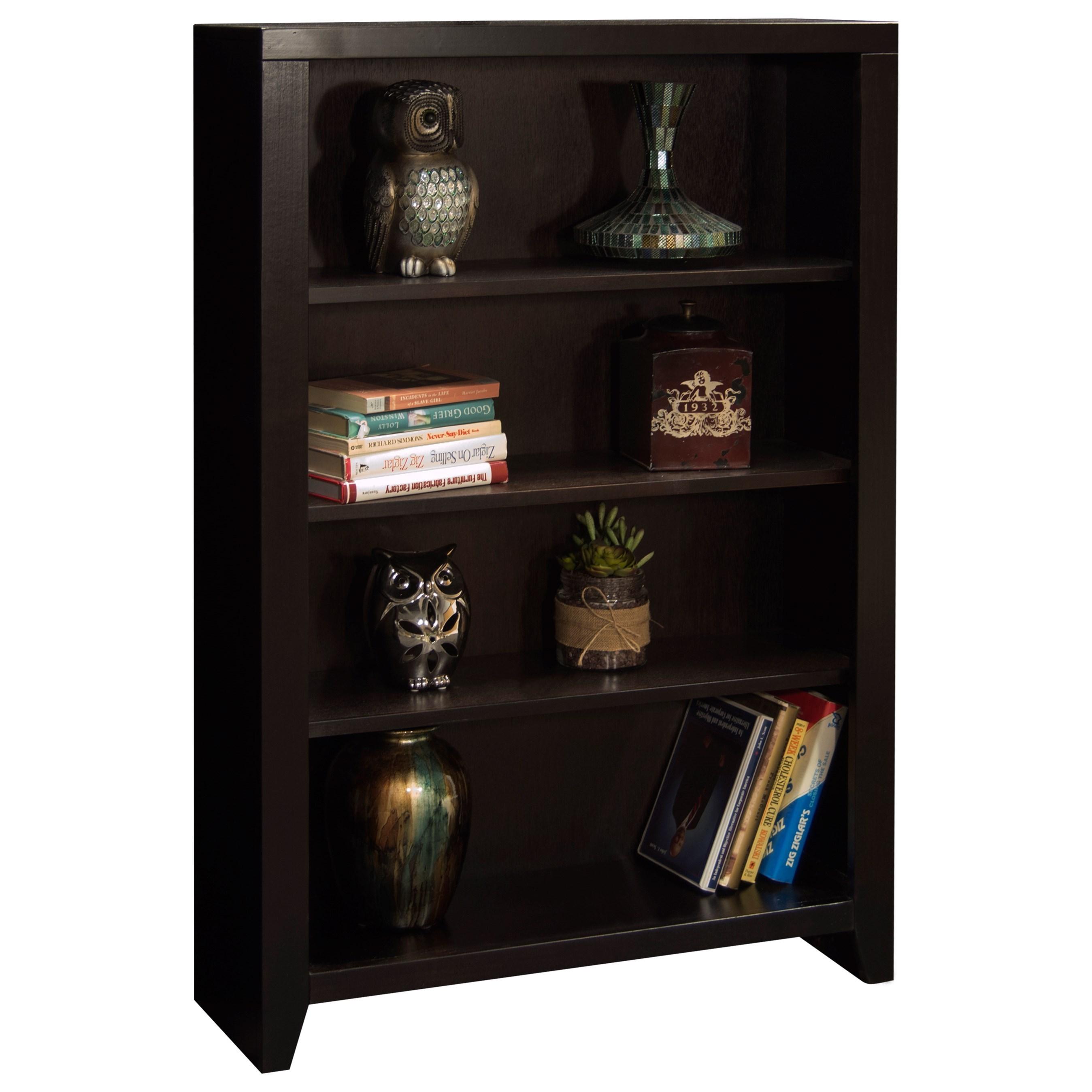 "Legends Furniture Urban Loft 48"" Bookcase - Item Number: UL6648"