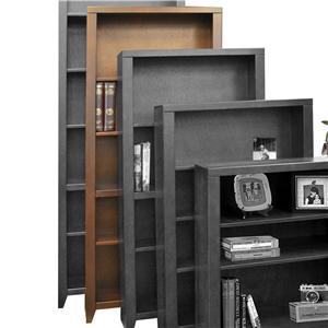 """Legends Furniture Urban Loft 72"""" Bookcase"""
