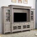 Legends Furniture Warner Park Entertainment Center  - Item Number: ZWRP-1000G