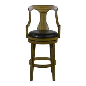 Leggett & Platt Albany Swivel Bar Stool