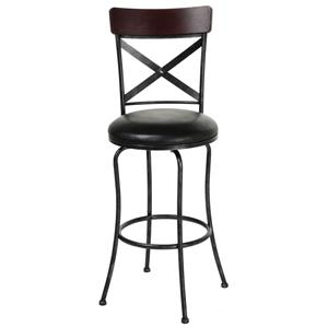 Leggett & Platt Austin Swivel Bar Stool