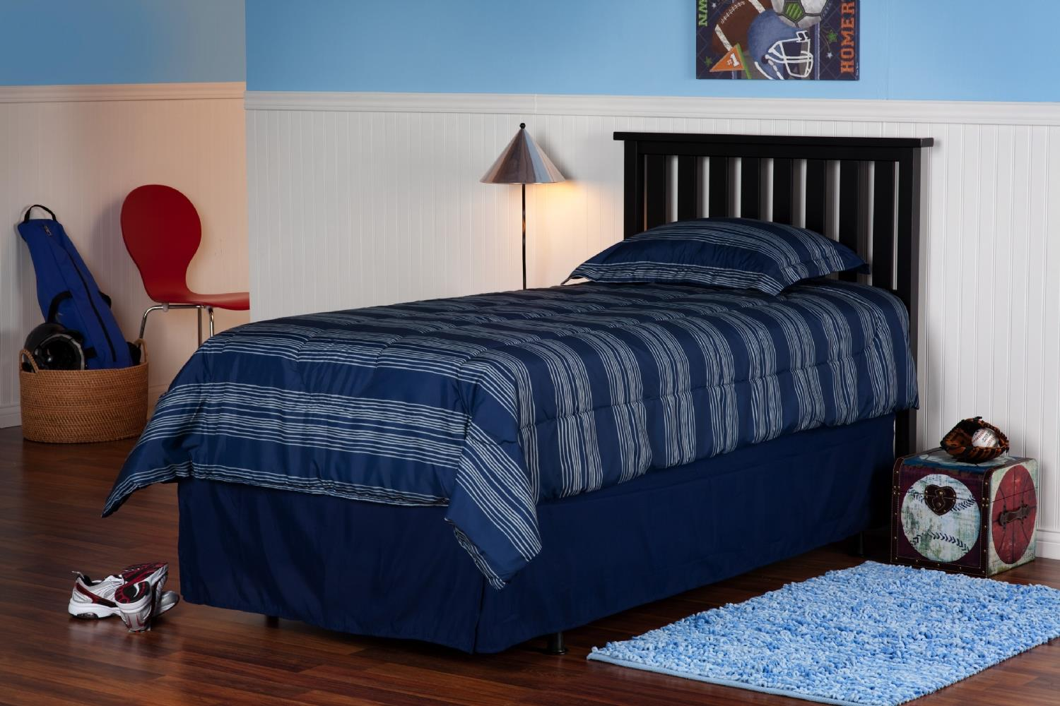 Fashion Bed Group Belmont Full/Queen Headboard - Item Number: 51B529