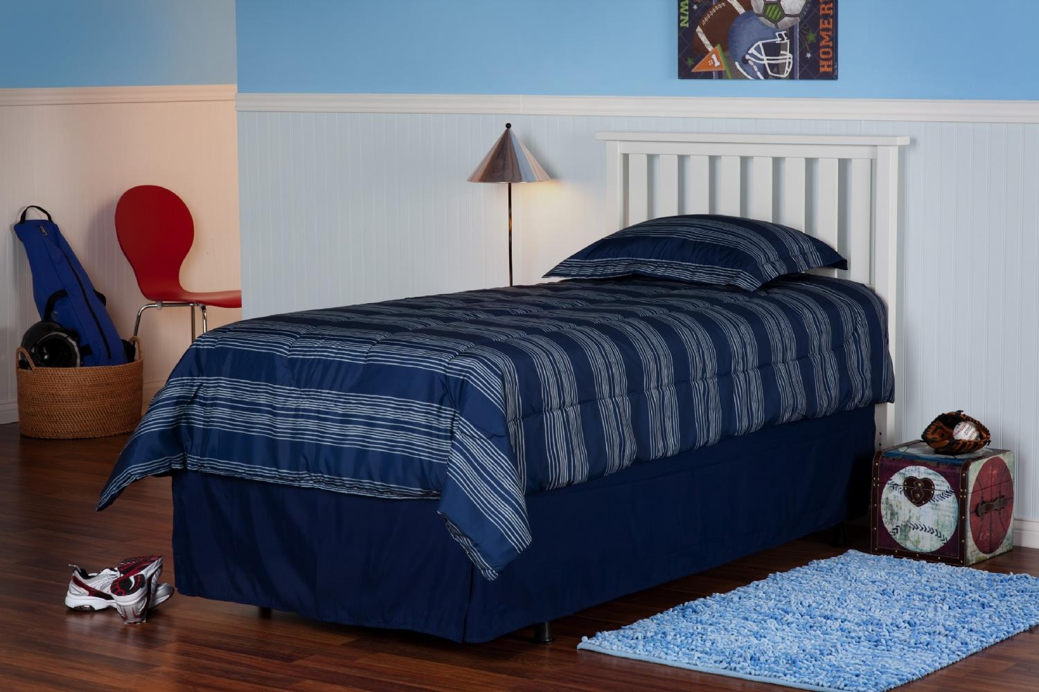 Fashion Bed Group Belmont Twin Headboard - Item Number: 51C523