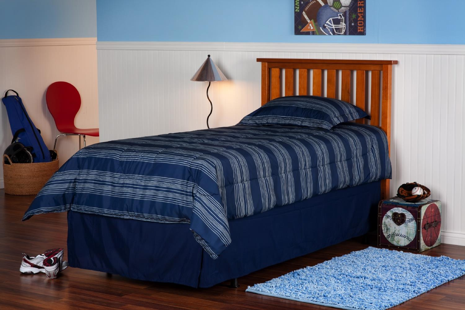 Fashion Bed Group Belmont Twin Headboard - Item Number: 51L523