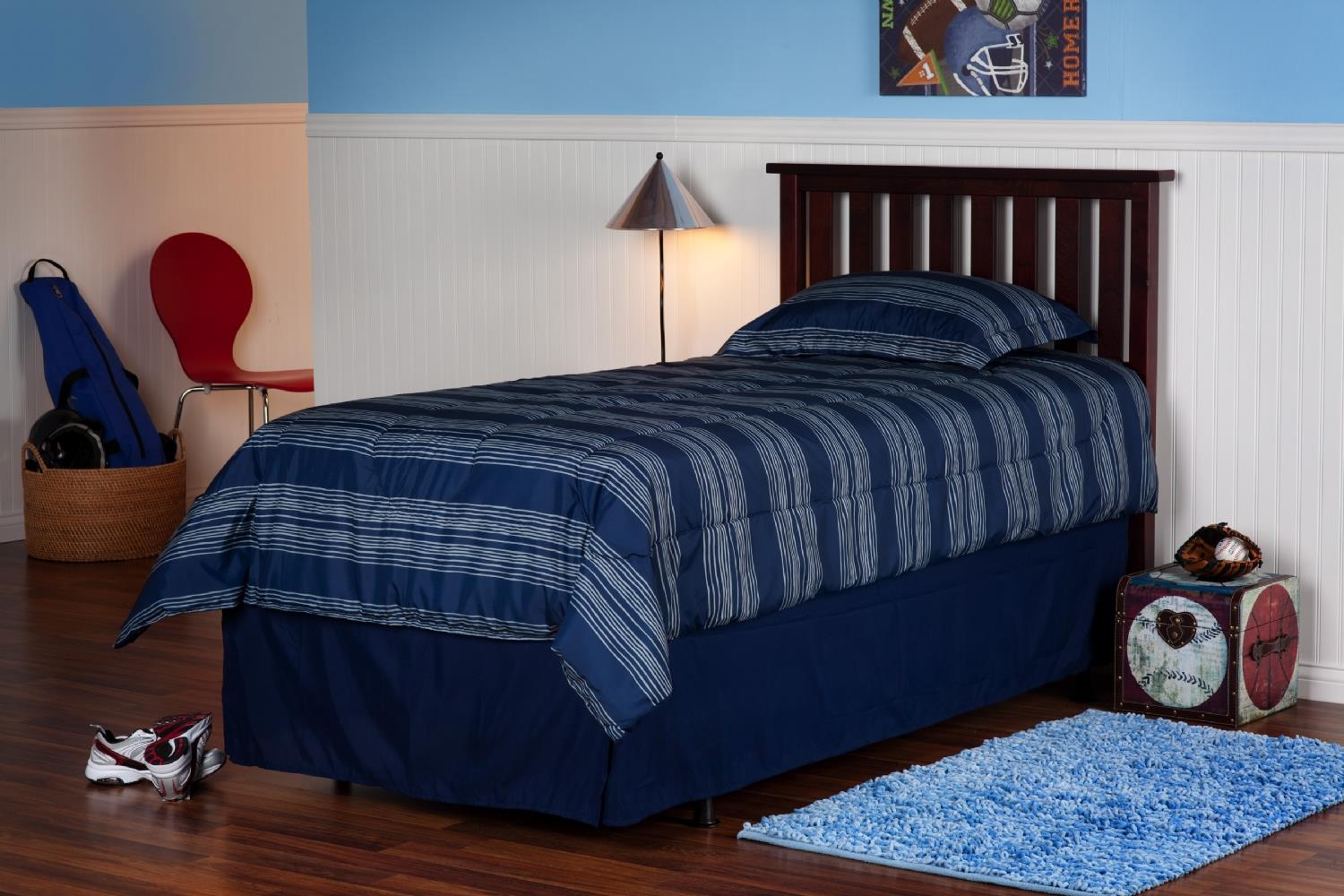 Fashion Bed Group Belmont Twin Headboard - Item Number: 51T523
