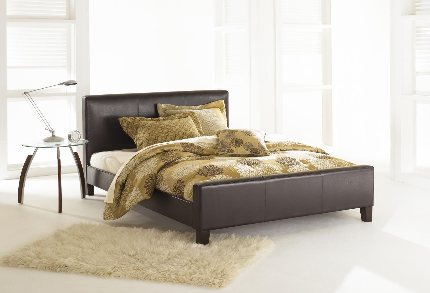 Fashion Bed Group Euro Cal King Bed - Item Number: D87227133