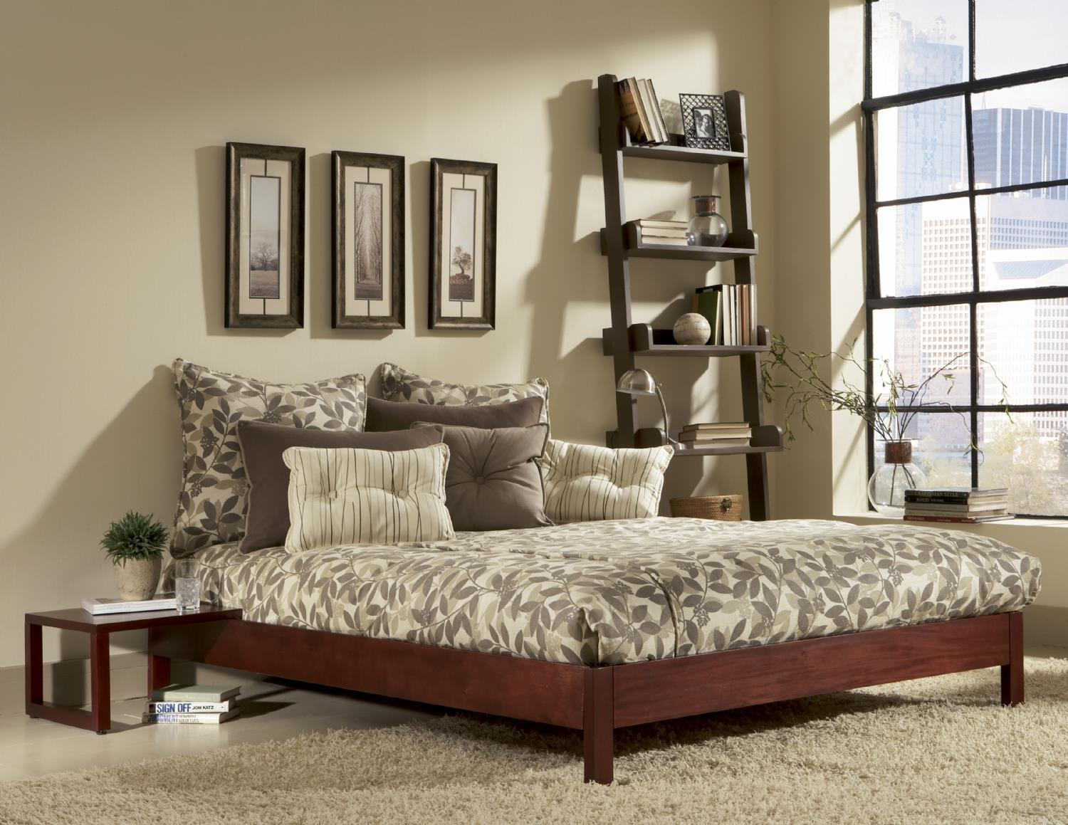 Fashion Bed Group Murray Cal King Bed - Item Number: D56111215