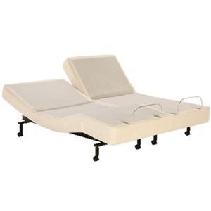 Fashion Bed Group Prodigy Split King Adjustable Base